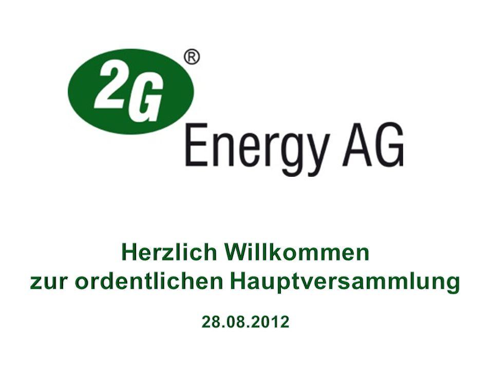 32 www.2-g.de Unternehmenskennzahlen Zahlen und Daten