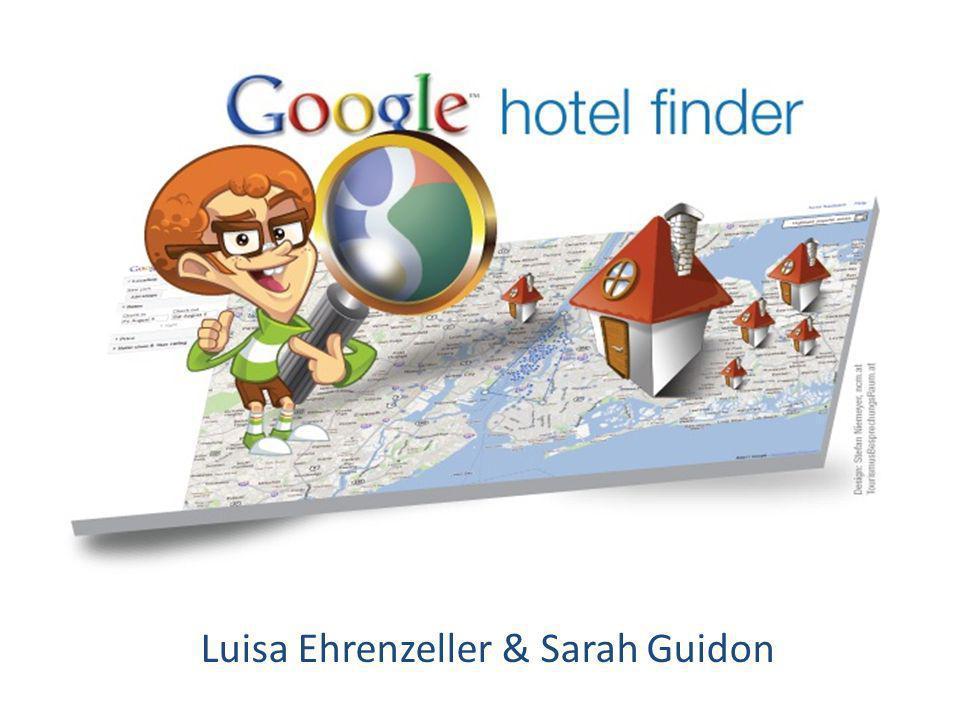 Luisa Ehrenzeller & Sarah Guidon