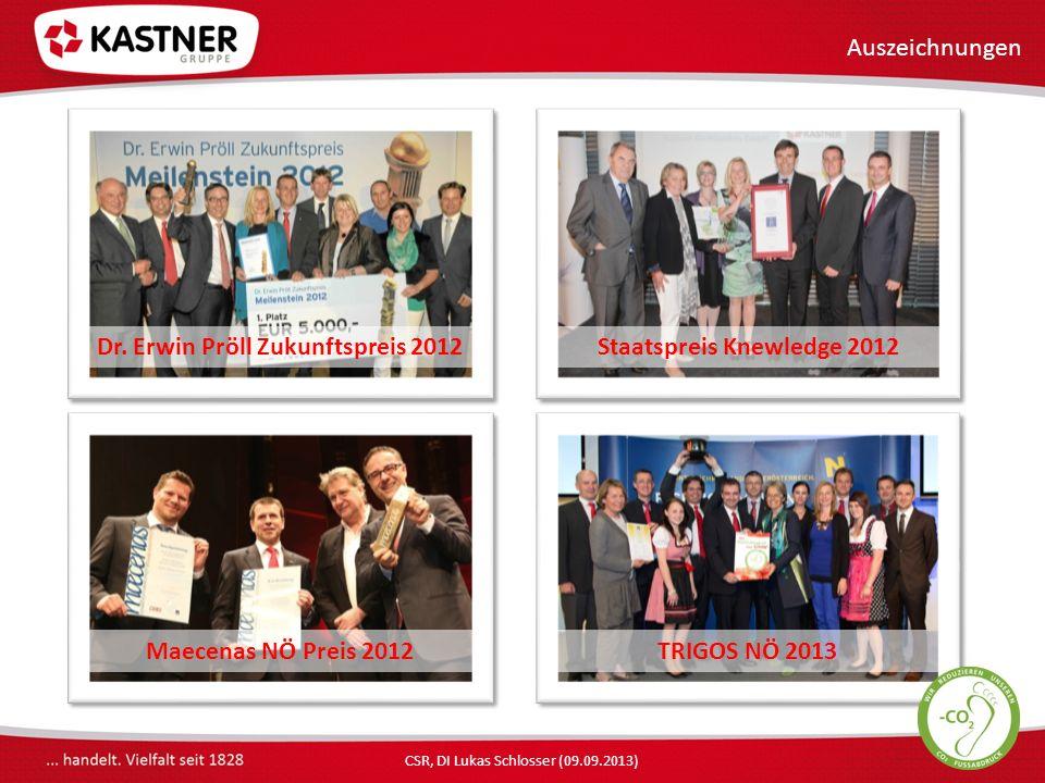 CSR, DI Lukas Schlosser (09.09.2013) Dr.