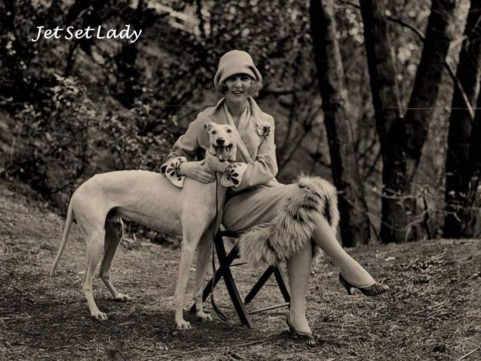 Ladys um 1920