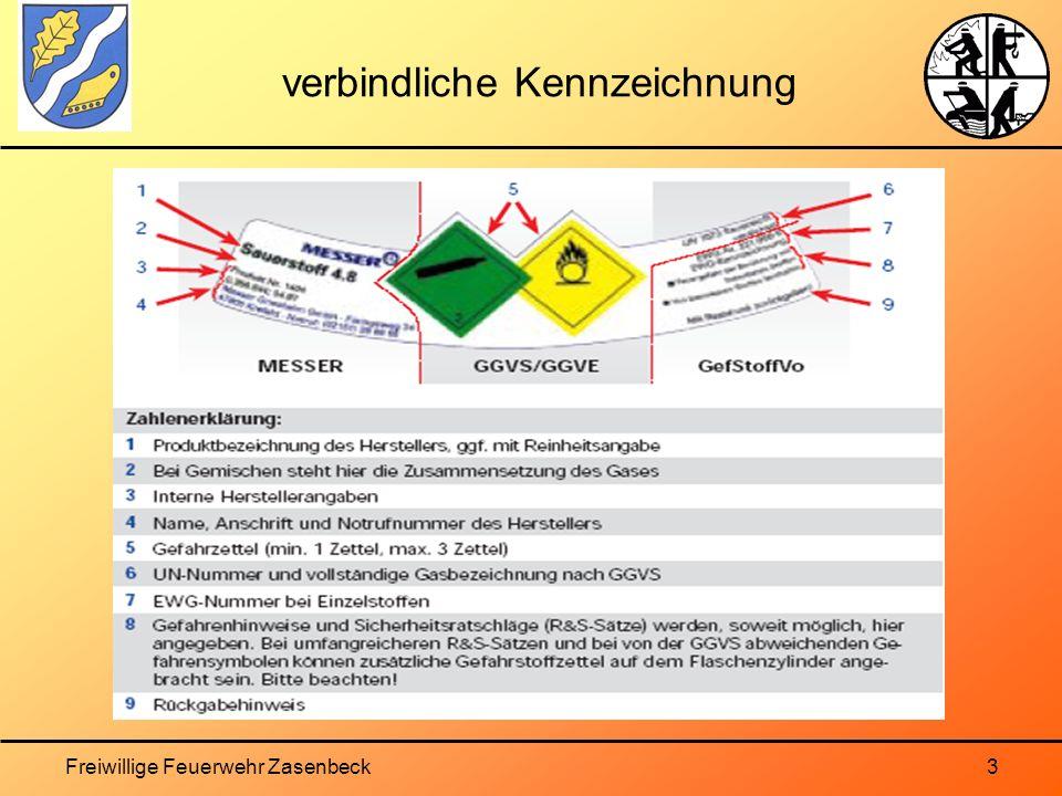 Freiwillige Feuerwehr Zasenbeck3 verbindliche Kennzeichnung