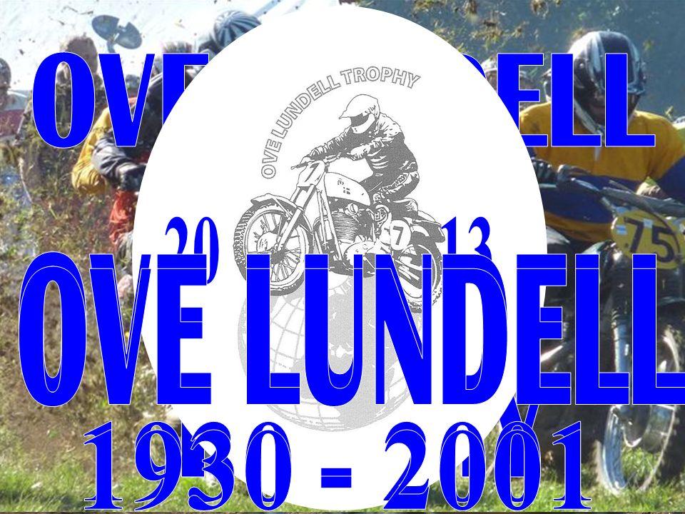 Was ist der Ove Lundell Trophy.