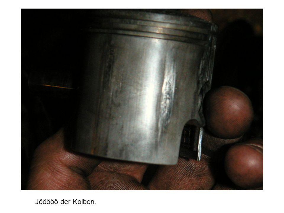 Jööööö (2) wieder der Kolben… Hyronimus Bosch würde Alpträume kriegen….
