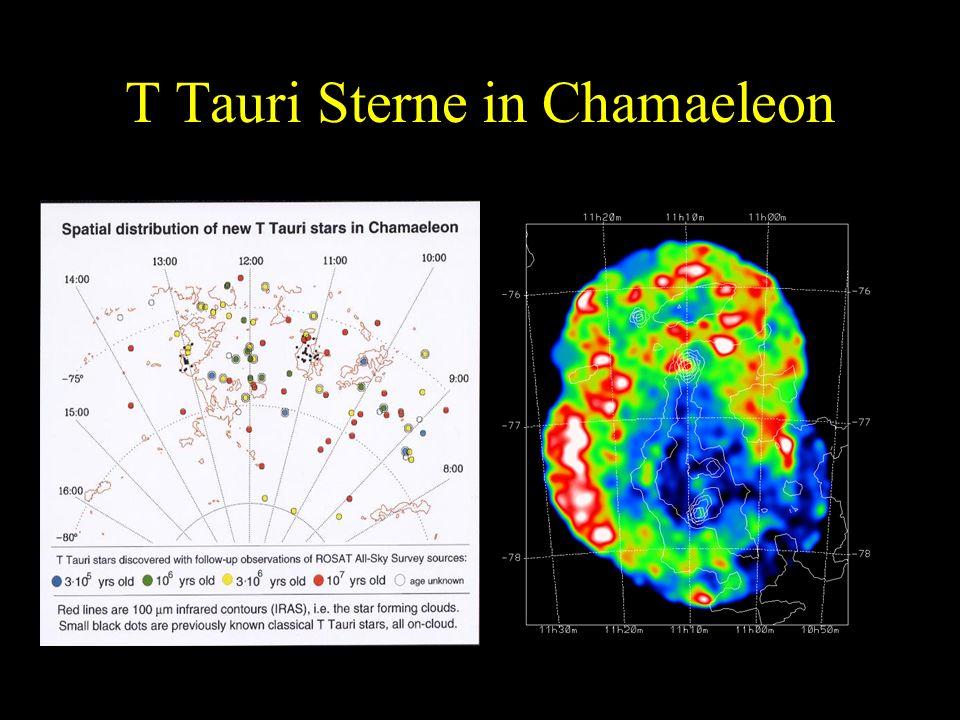 T Tauri Sterne in Chamaeleon