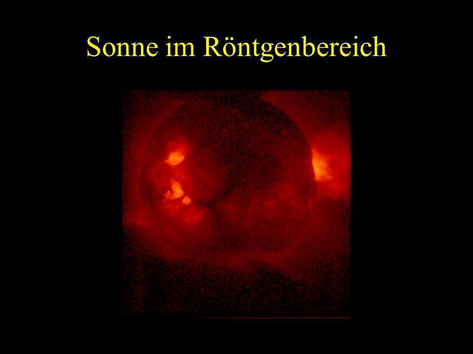 Sonne im Röntgenbereich