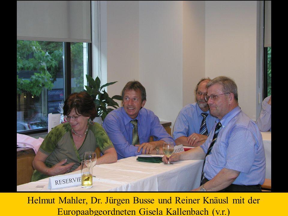 Helmut Mahler, Dr.