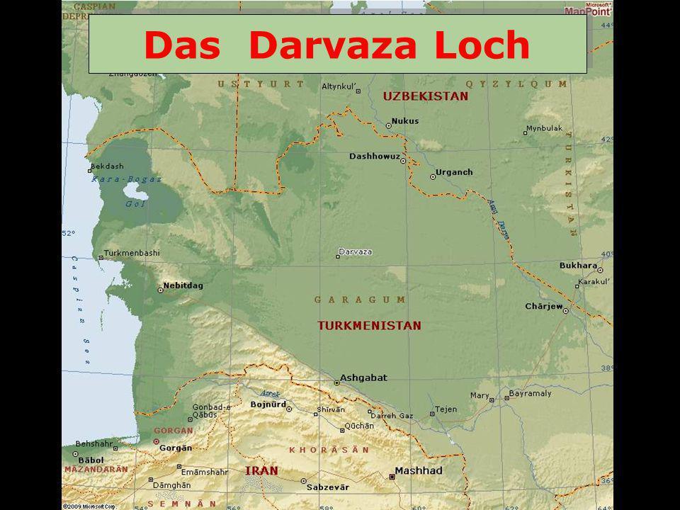 Das Darvaza Loch
