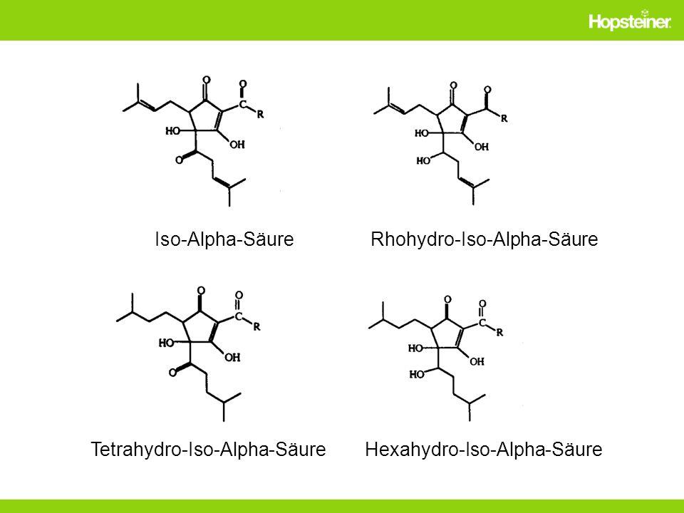 Tetrahydro-Iso-Alpha-Säure Iso-Alpha-SäureRhohydro-Iso-Alpha-Säure Hexahydro-Iso-Alpha-Säure