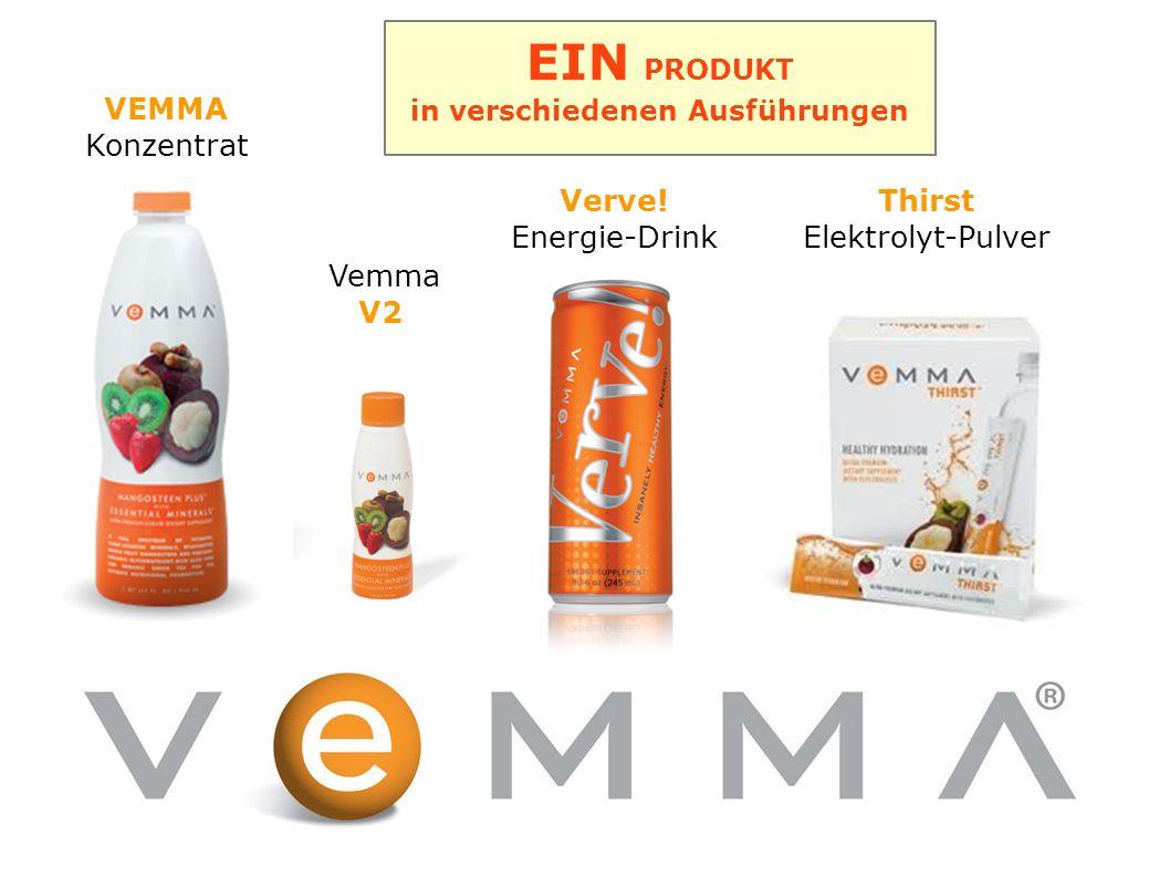 VEMMA Konzentrat Vemma V2 Verve.