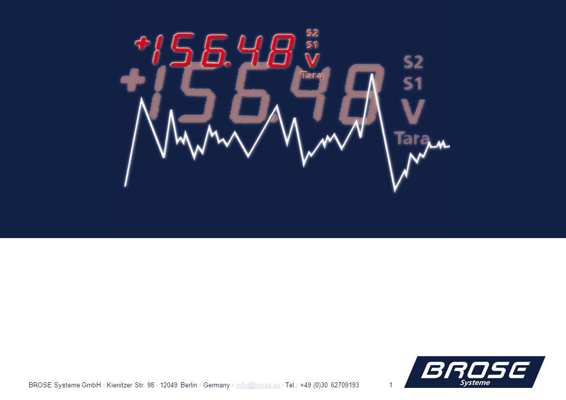BROSE Systeme GmbH · Kienitzer Str. 98 · 12049 Berlin · Germany · info@brose.eu · Tel.: +49 (0)30 62709193info@brose.eu1 69675503