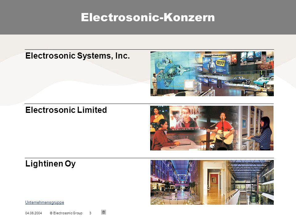 Electrosonic Systems, Inc.