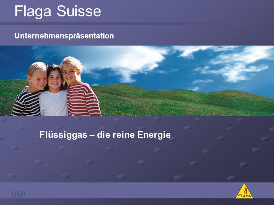 Flaga Suisse GmbH ein Unternehmen der UGI Gruppe AmeriGas Inc.