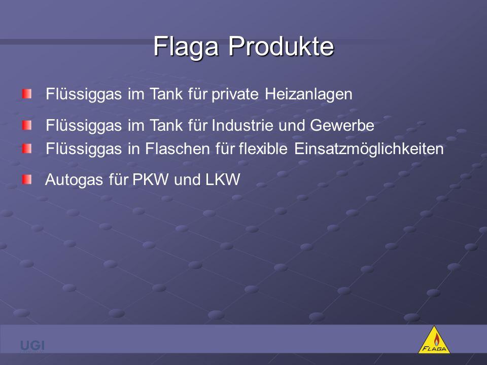 Flaga Produkte