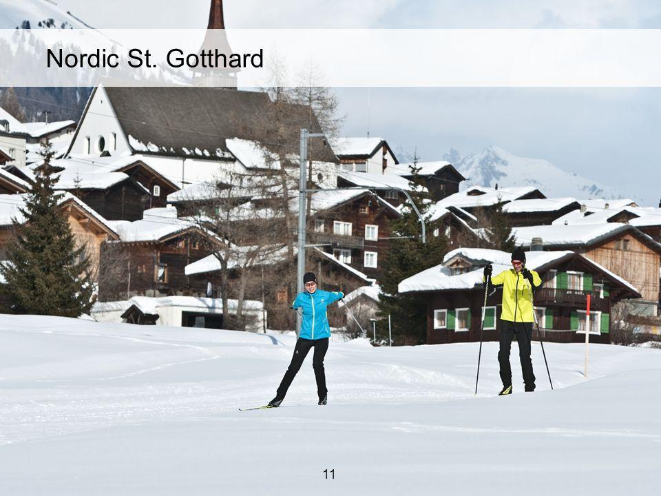 11 Nordic St. Gotthard