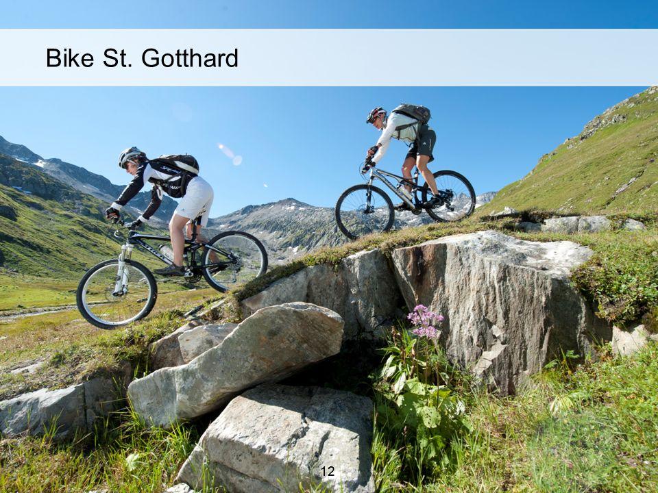 12 Bike St. Gotthard