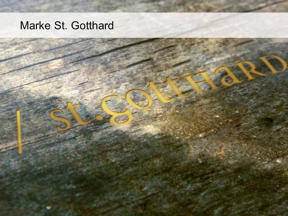 13 Marke St. Gotthard