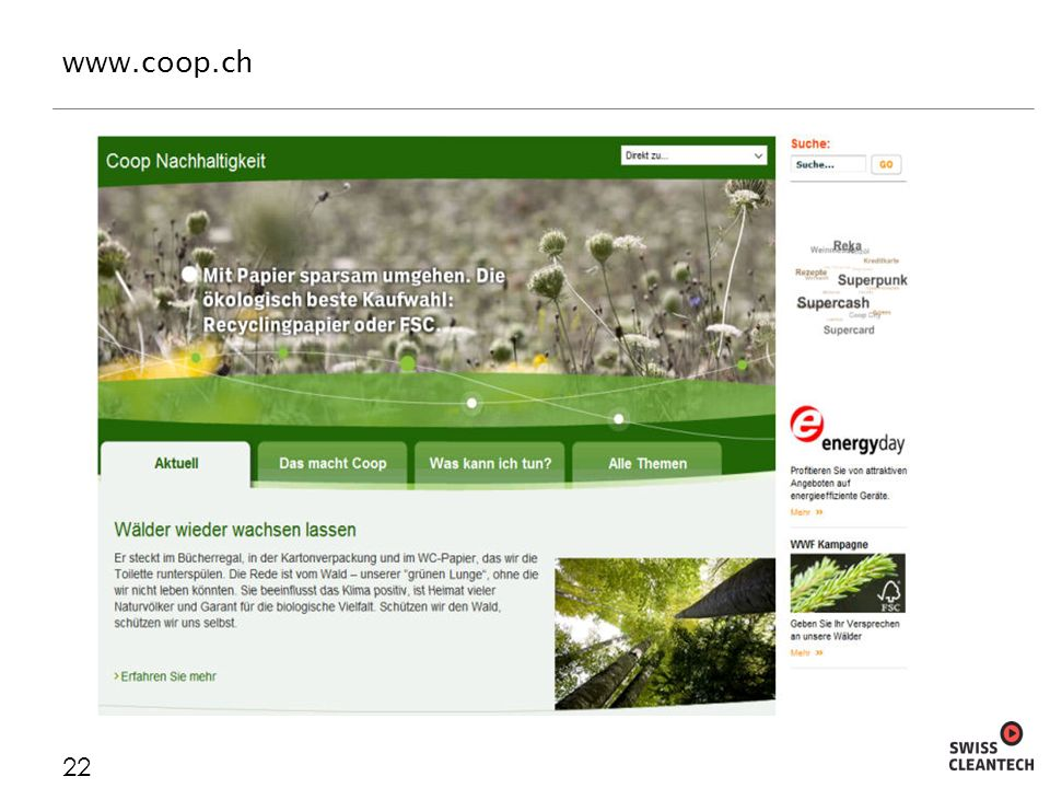 www.coop.ch 22