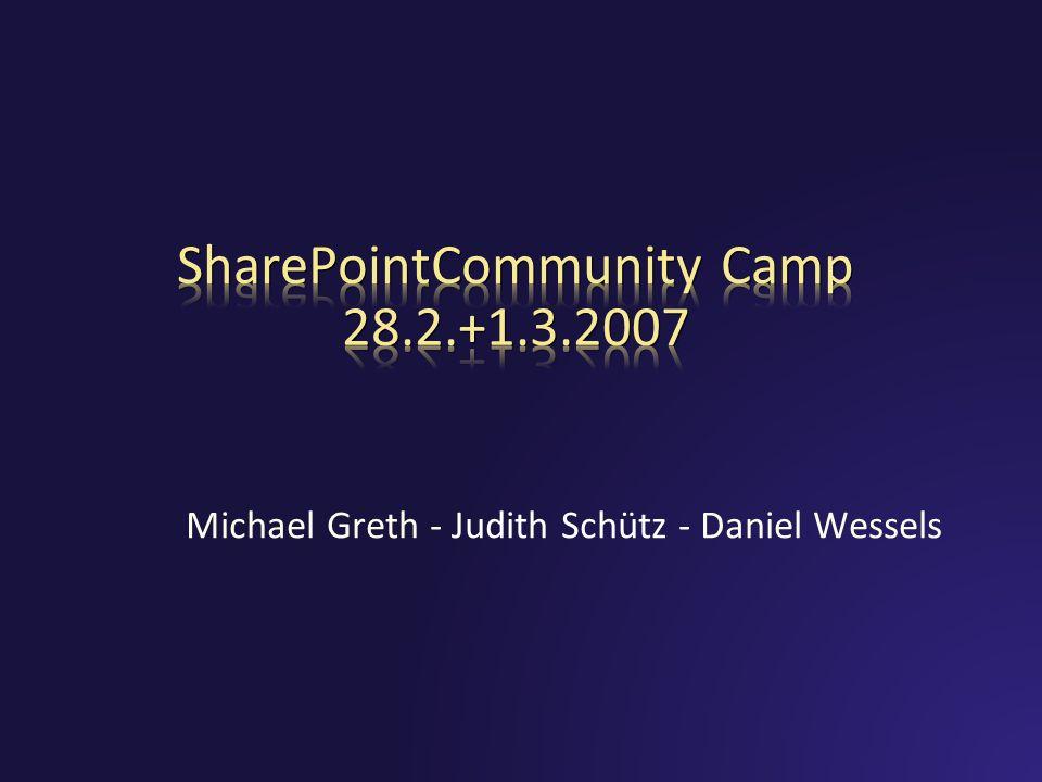 Michael Greth - Judith Schütz - Daniel Wessels
