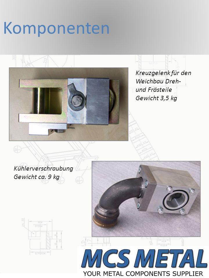 Schwermaschinenbau Zylinderbüchse für Presszylinder Gewicht: 2 Tonnen Anschweißteile für den Turbinenbau