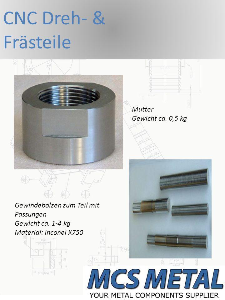 CNC Dreh- & Frästeile Aluminiumfrästeile