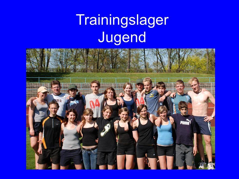 Trainingslager Jugend