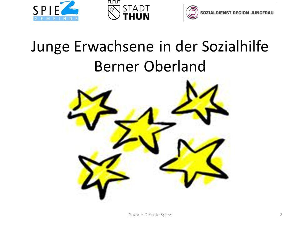 Junge Erwachsene in der Sozialhilfe Berner Oberland Soziale Dienste Spiez2