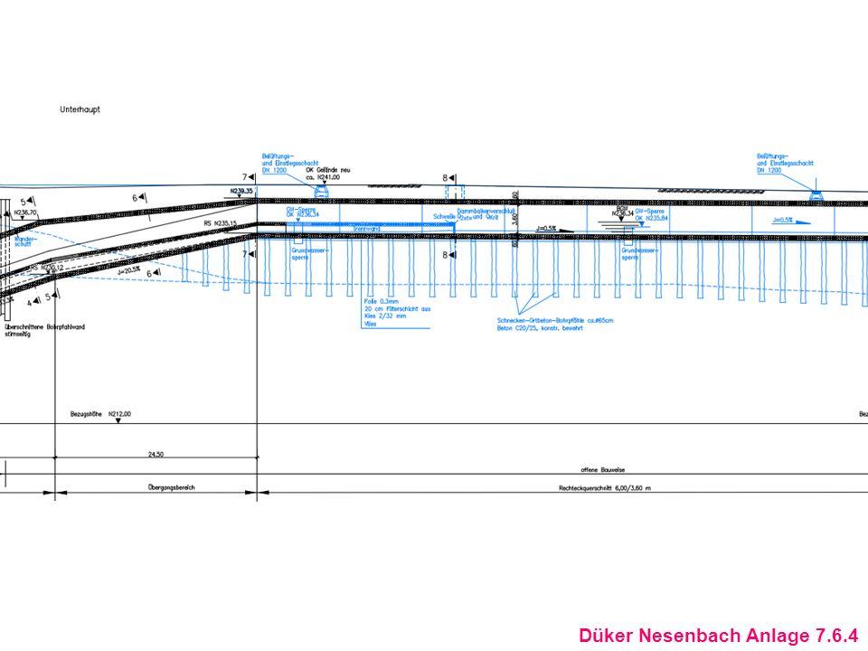 Düker Nesenbach Anlage 7.6.4