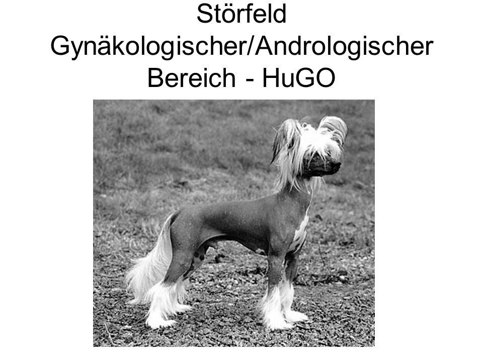 Störfeld Gynäkologischer/Andrologischer Bereich - HuGO