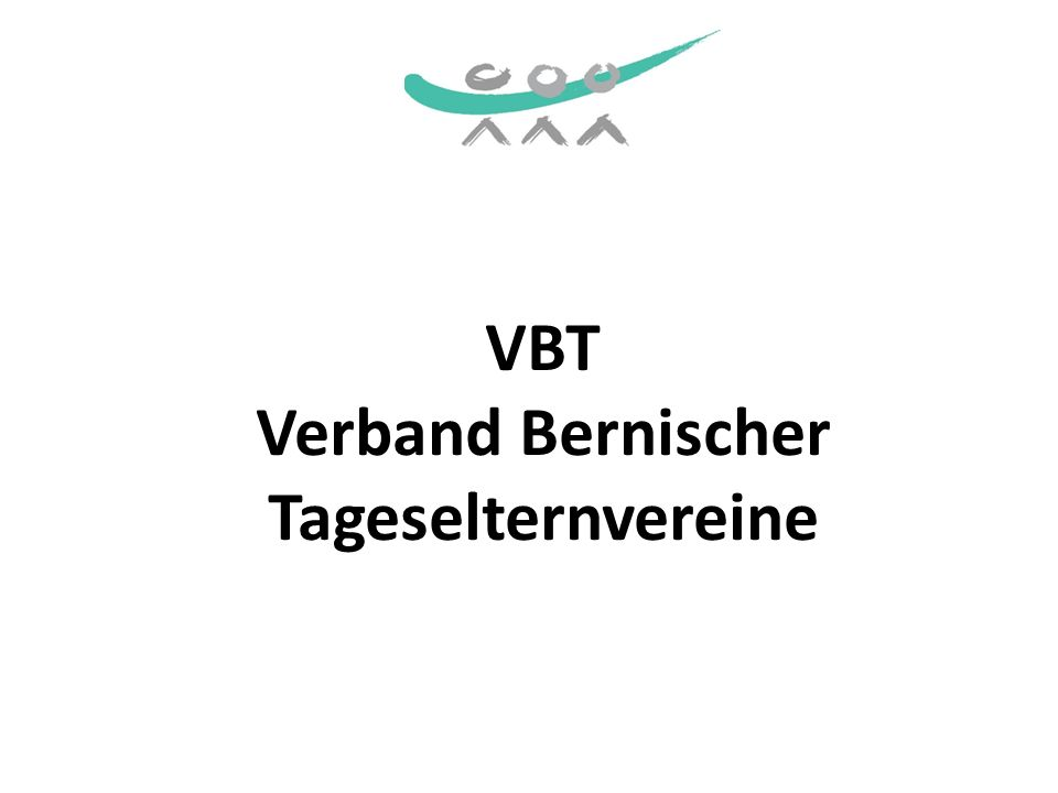 VBT Verband Bernischer Tageselternvereine