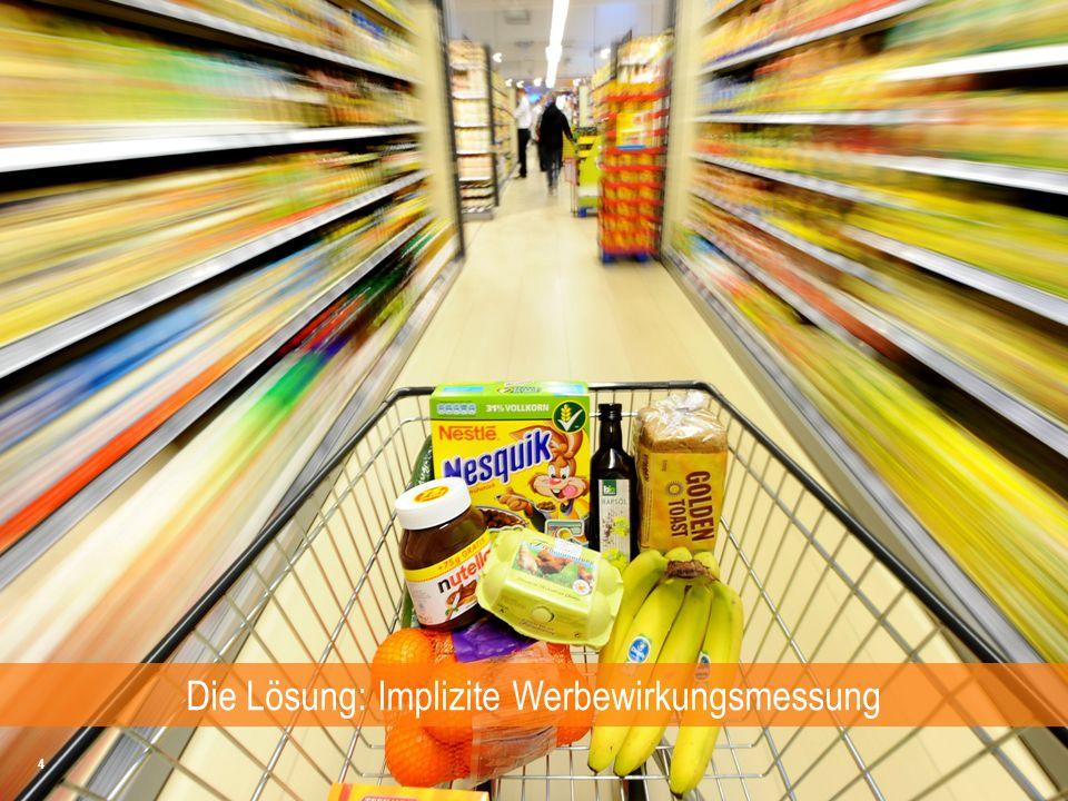 4 Die Lösung: Implizite Werbewirkungsmessung
