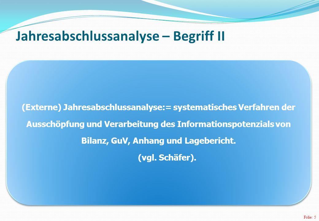 Folie: 16 Bereich Jahresabschlusspolitik Ernst, C./ Naumann, K.-P.: Das neue Bilanzrecht: Materialien und Anwendungshilfen zum BilMoG, Düsseldorf 2009.