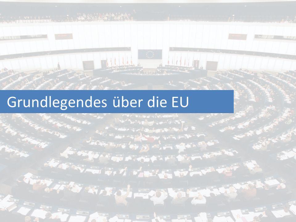 Grundlegendes über die EU