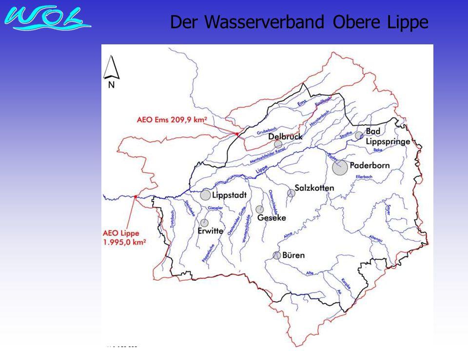 Der Wasserverband Obere Lippe