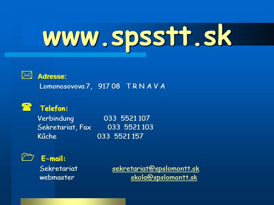 www.spsstt.sk