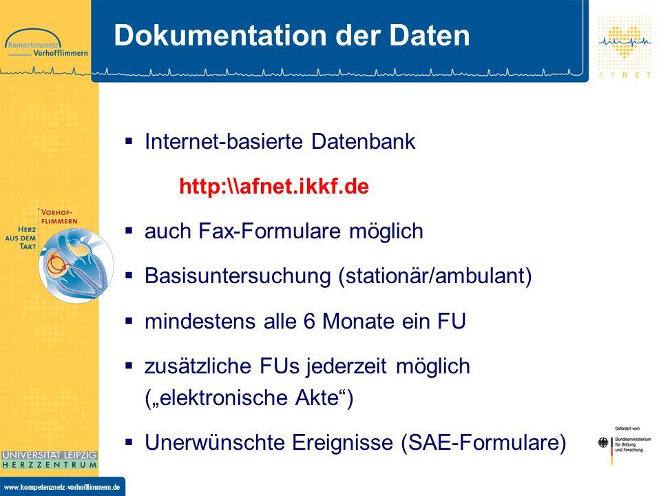 www.kompetenznetz-vorhofflimmern.de Not-for-Profit-Auftragsforschungsinstitut der Deutschen Kardiologen Institut für klinisch-kardiovaskuläre Forschung