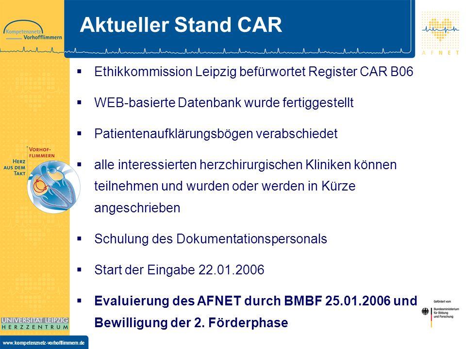 www.kompetenznetz-vorhofflimmern.de Ansprechpartner Diegeler, Anno Bad Neustadt (Organisation u.
