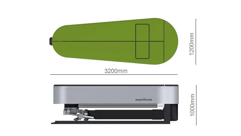 3200mm 1000mm 1200mm