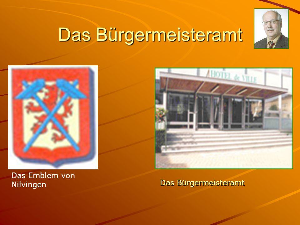 Das Bürgermeisteramt Das Emblem von Nilvingen Das Bürgermeisteramt