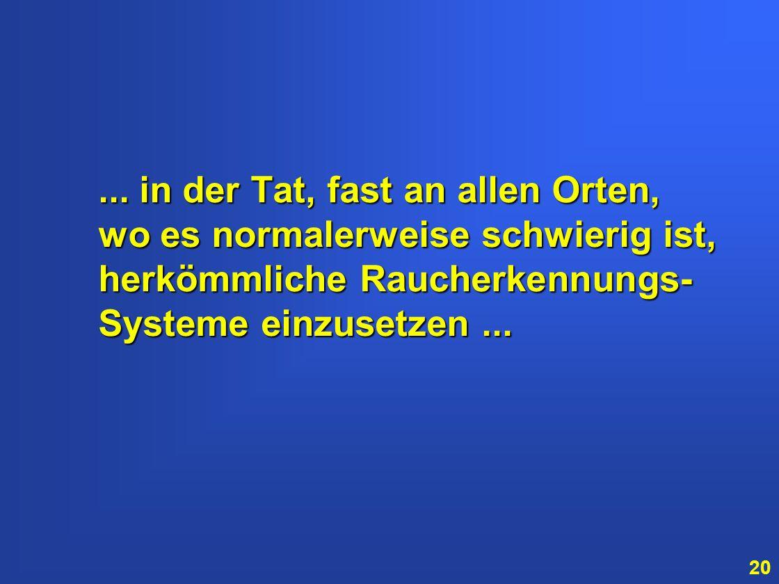 19 BürosTelekommunikationsanlagenKühlhallen Mühlen und Sägewerken schmutzigen, staubigen, heißen, sowie kalten Räumen...