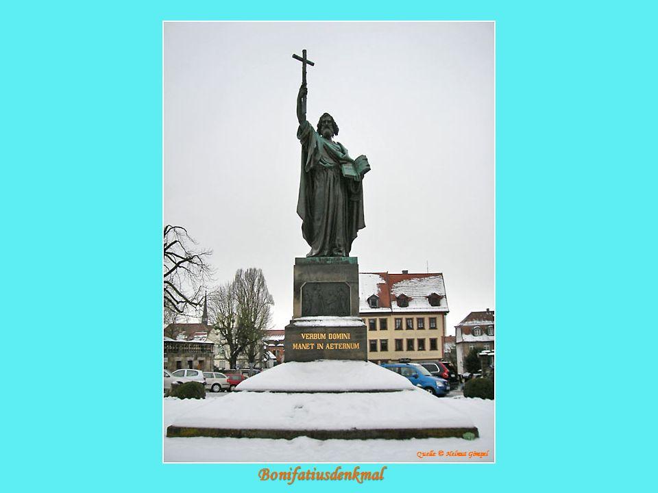 Bonifatiusdenkmal