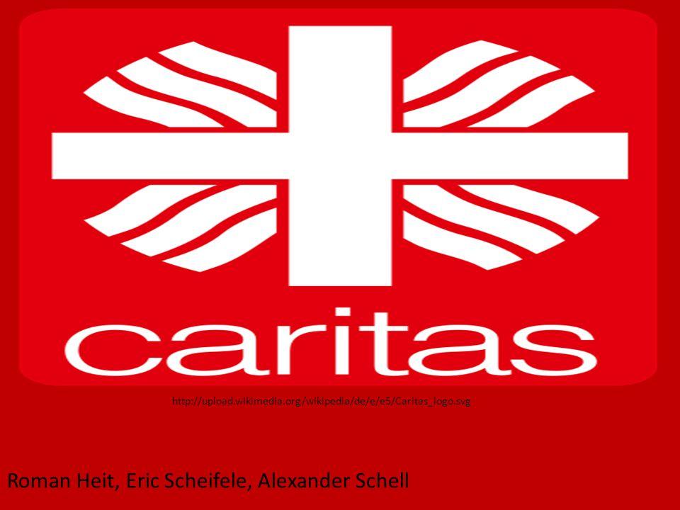 Roman Heit, Eric Scheifele, Alexander Schell http://upload.wikimedia.org/wikipedia/de/e/e5/Caritas_logo.svg