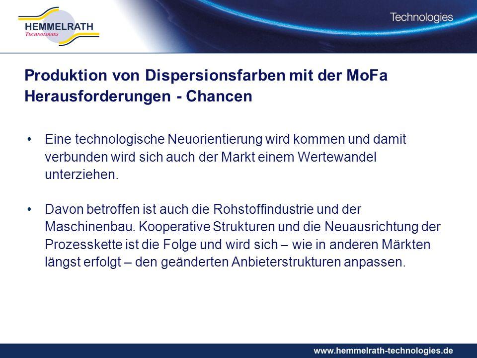 Eine technologische Neuorientierung wird kommen und damit verbunden wird sich auch der Markt einem Wertewandel unterziehen.