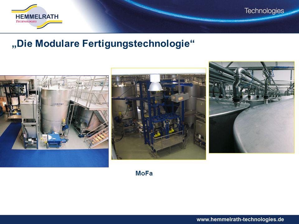 MoFa Die Modulare Fertigungstechnologie