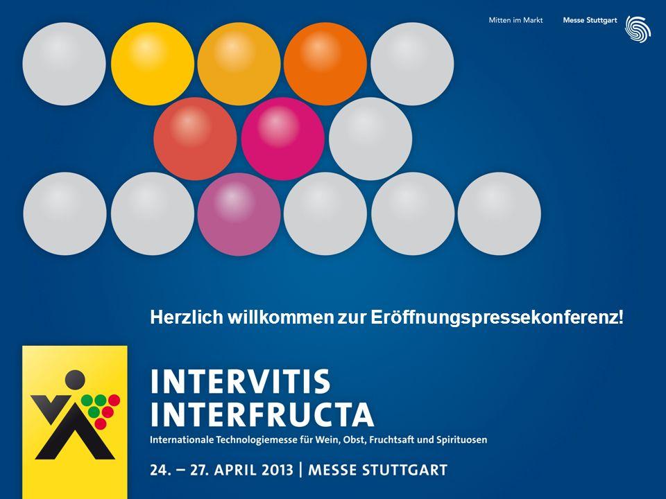 Herzlich willkommen zur Eröffnungspressekonferenz!