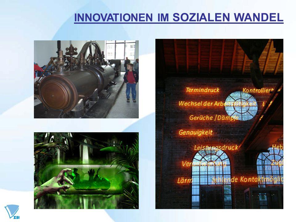 INNOVATIONEN IM SOZIALEN WANDEL