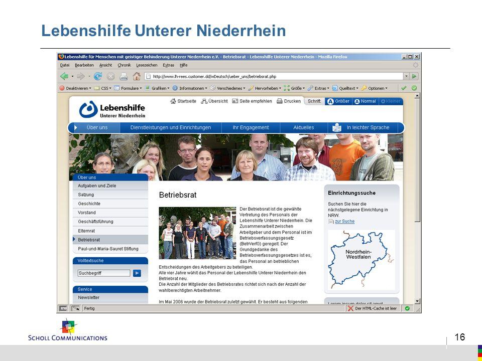 16 Lebenshilfe Unterer Niederrhein