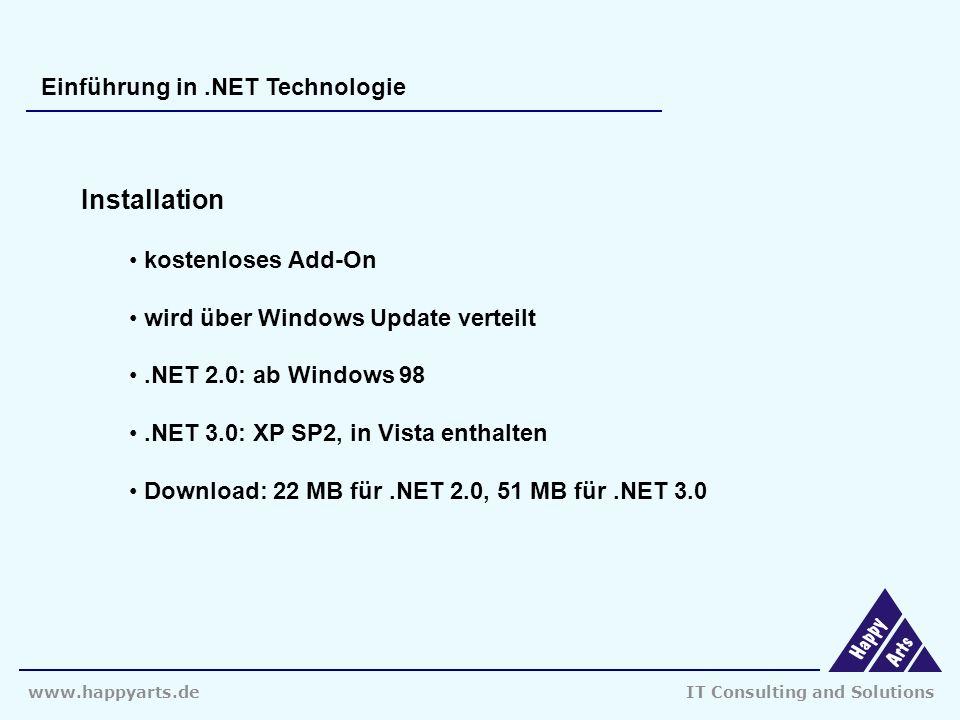 Visual Studio.NET Architekt / Enterprise / Professional Integration aller unterstützten Sprachen Enterprise Entwicklerwerkzeuge (3rd Party) Crystal Reports uvm.