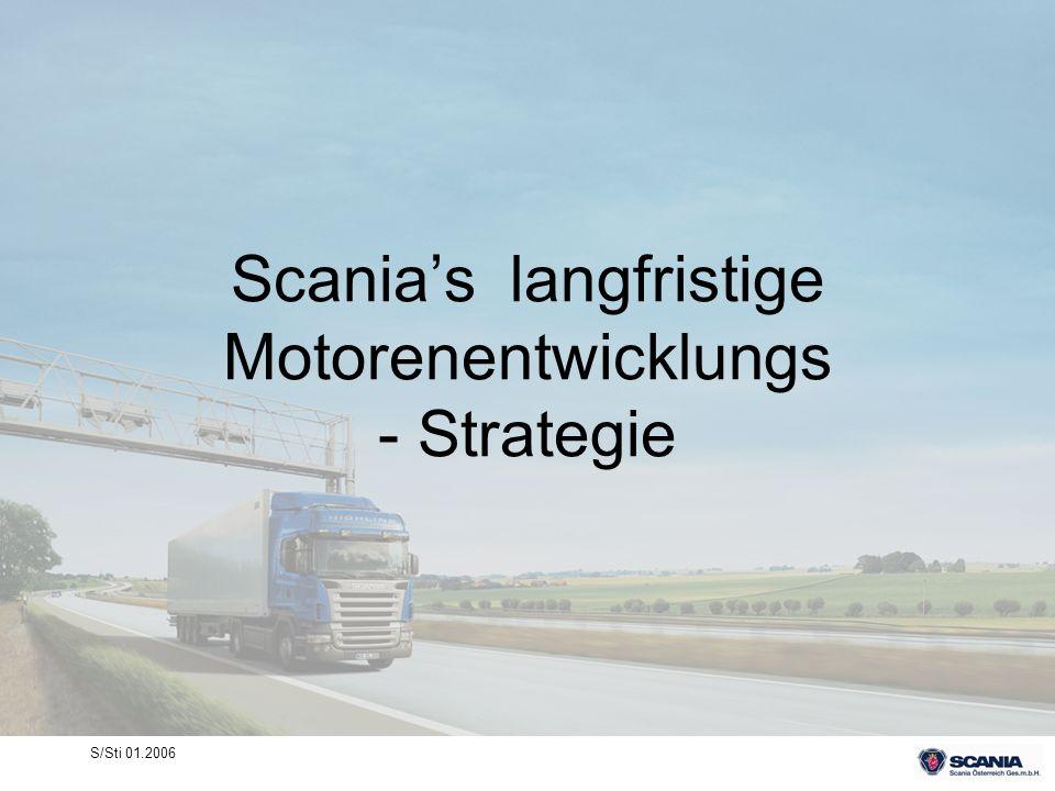 S/Sti 01.2006 Scanias langfristige Motorenentwicklungs - Strategie