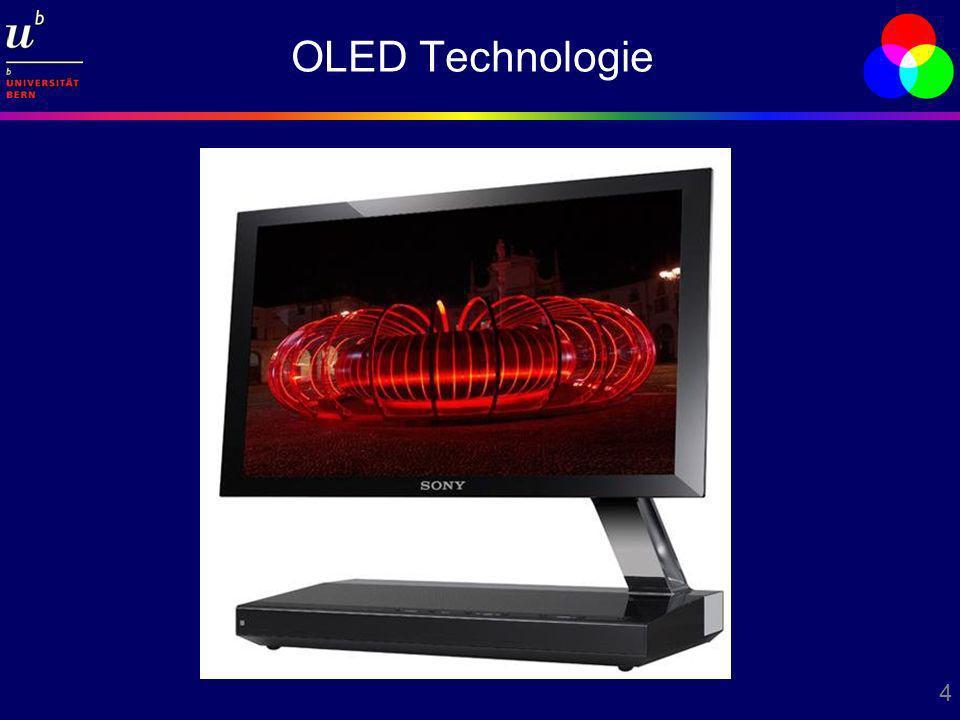 4 OLED Technologie