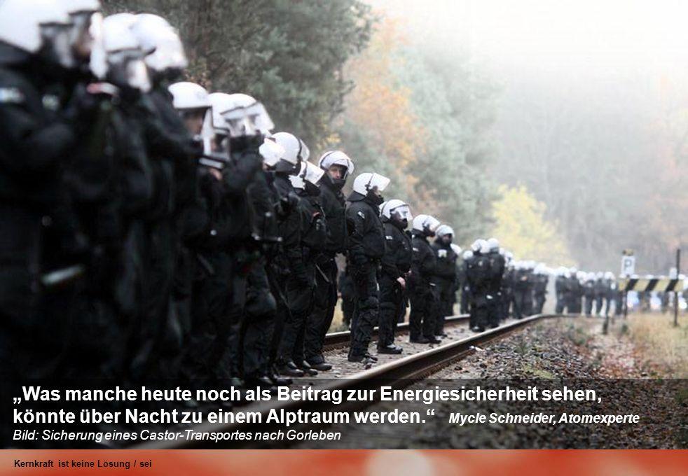Also: Euratom-Volksbegehren unterschreiben und einfordern, dass Österreich die zukunftsferne Technologie nicht weiterhin unterstützt.